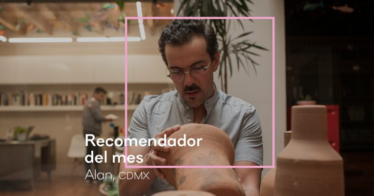 Recomendador: Alan 🏺