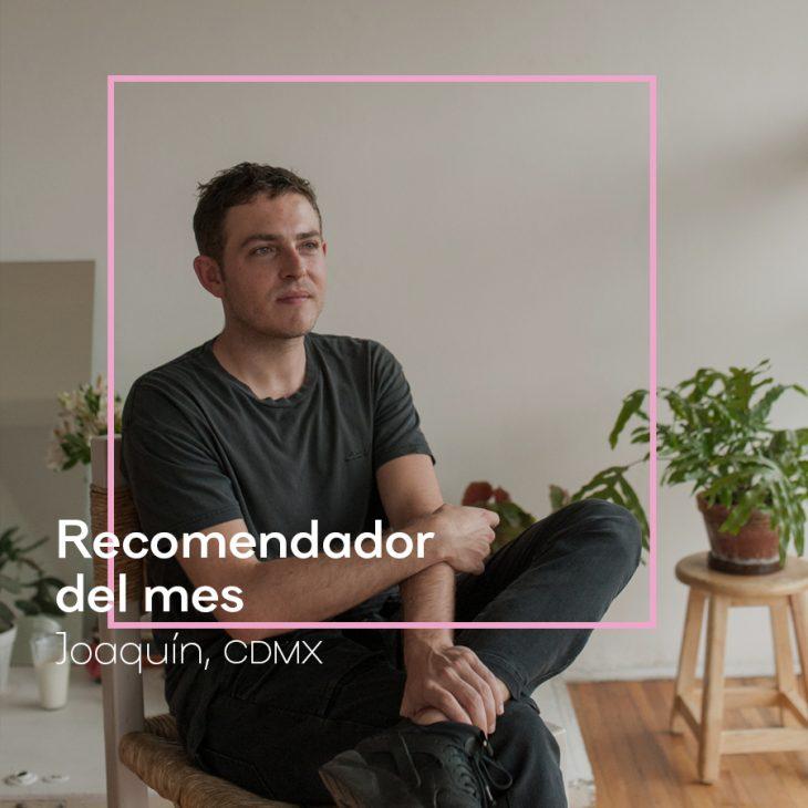 Recomendador: Joaquín 🌿
