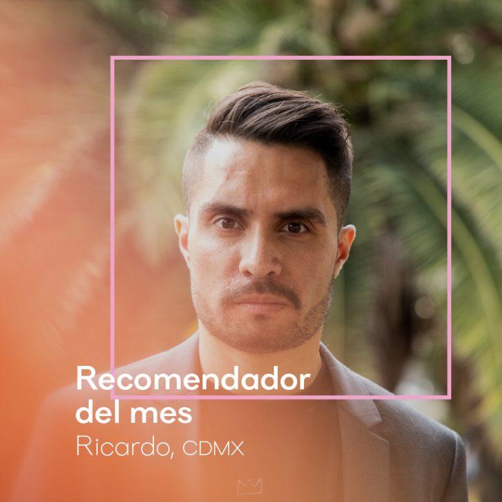Recomendador: Ricardo