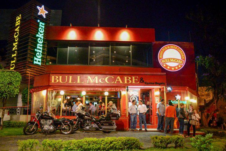 Bull McCabe