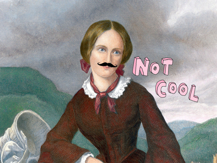 Mujeres que tuvieron que firmar sus novelas como hombres.