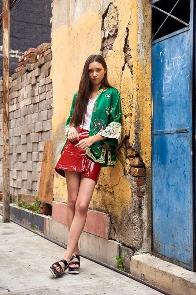 Moda: Clandestina