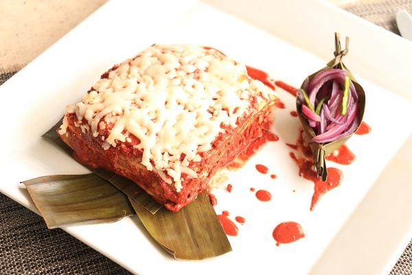 Reinvención de la comida mexicana