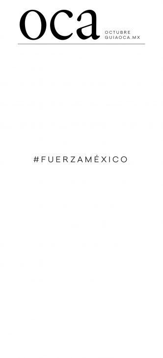 Portada guia oca ocio cultura arte puebla mexico cdmx df