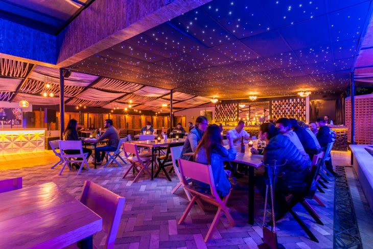 casa sumerio hostal hotel restaurante bar dj antro musica electronica cholula san andres comida mexicana restaurante mexicano mexican food local