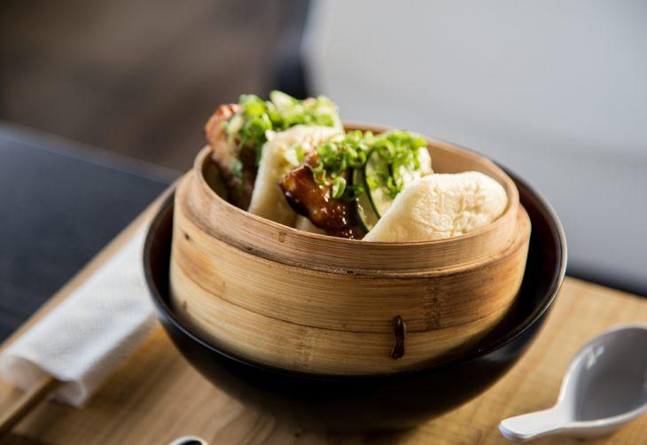 Parsann La Paz Restaurante Restaurantes Guia oca recomendacion comida asiatica Asian food recomendation donde ir where to puebla ciudad thai