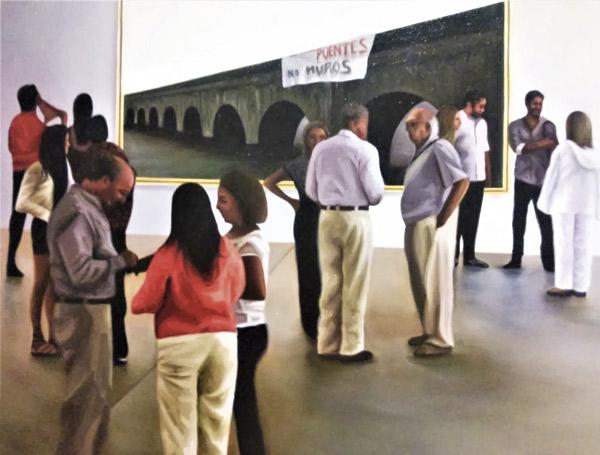 Undécima Bienal Puebla de los Ángeles exposiciones eventos arte cultura puebla guia oca que hacer donde ir recomendaciones galerias exposicion galeria