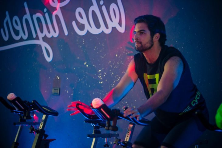 Vibecycle spinning puebla recomendacion guia oca ejercicio exercise cycle vibes cycling ciclismo inner cycle bici de interior