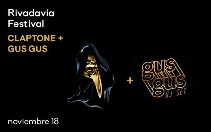 festival Rivadavia gus gus cholula musica electronica moderna puebla ocio oca