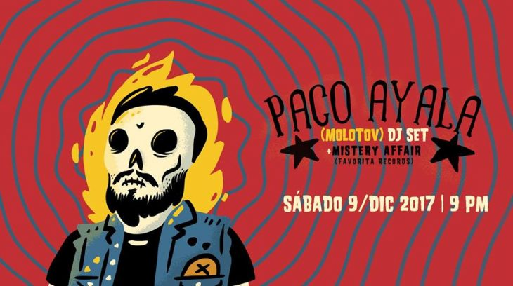 Fiesta: Paco Ayala de Molotov (DJ Set)