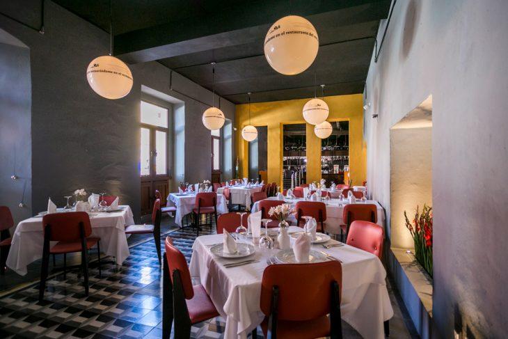 Restauro Restaurante Loft Lofts hotel restaurante bar local puebla centro historico coolhunter donde ir recomendacion guia oca