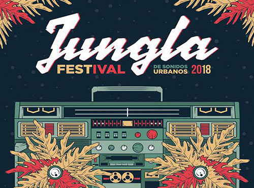 Jungla: Festival de sonidos urbanos