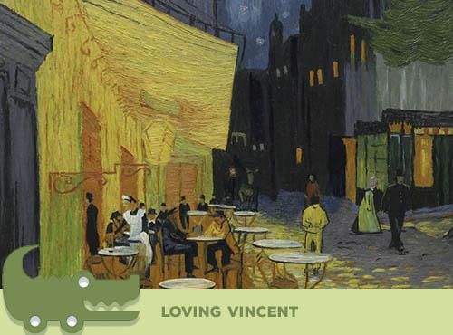 Proyección: Loving Vincent
