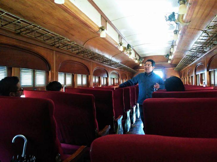 30 años del Museo Nacional de los Ferrocarriles Mexicanos