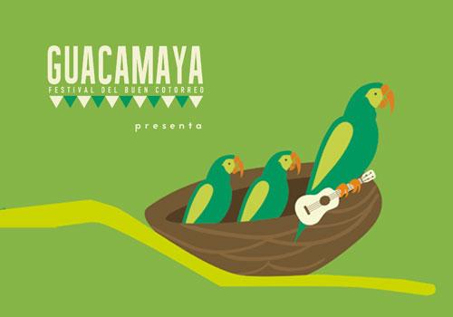 Guacamayita Cholula vol.1
