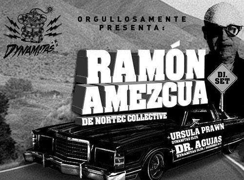 Ramón Amezcua a.k.a Bostich Nortec