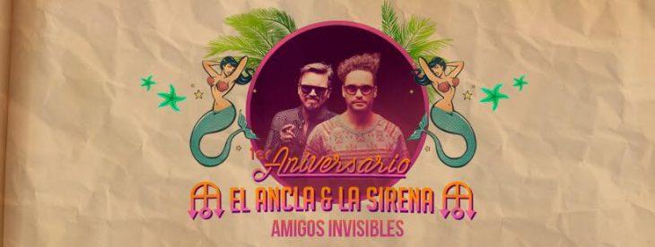Aniversario El Ancla & La Sirena