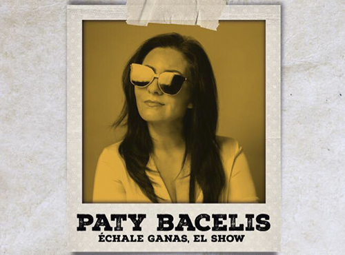 Stand Up: Paty Bacelis