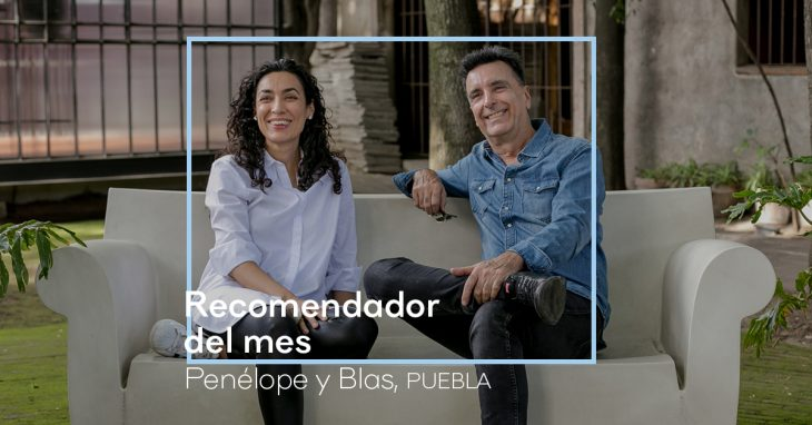 Recomendadores: Blas y Penélope  🏗