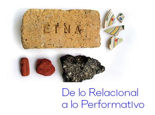 Curso: De lo relacional a lo performativo