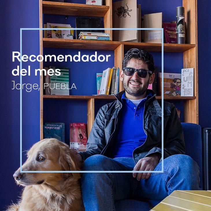 Recomendador: Jorge Lanzagorta ⚡️