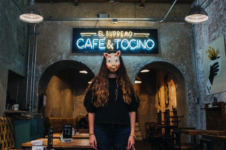 Café & Tocino Centro