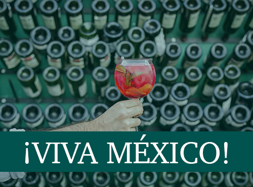 Fiesta Mexicana en Áttico 303