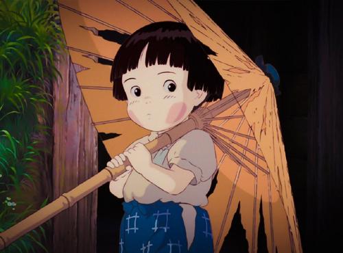 Cine para niños: La Tumba de las Luciérnagas