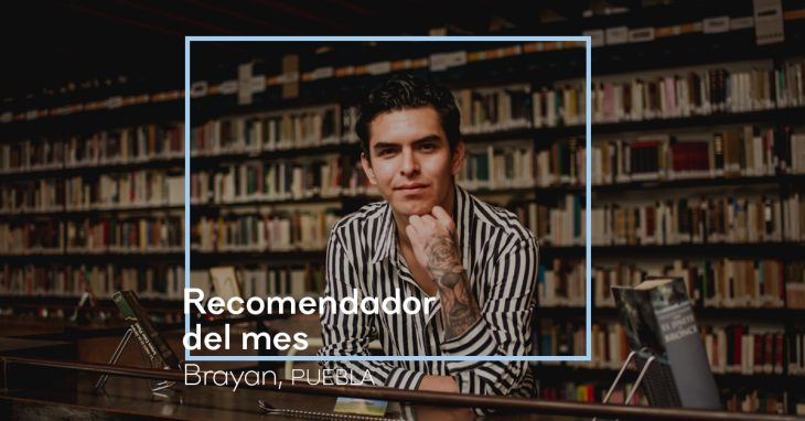 Recomendador: Brayan Arroyo