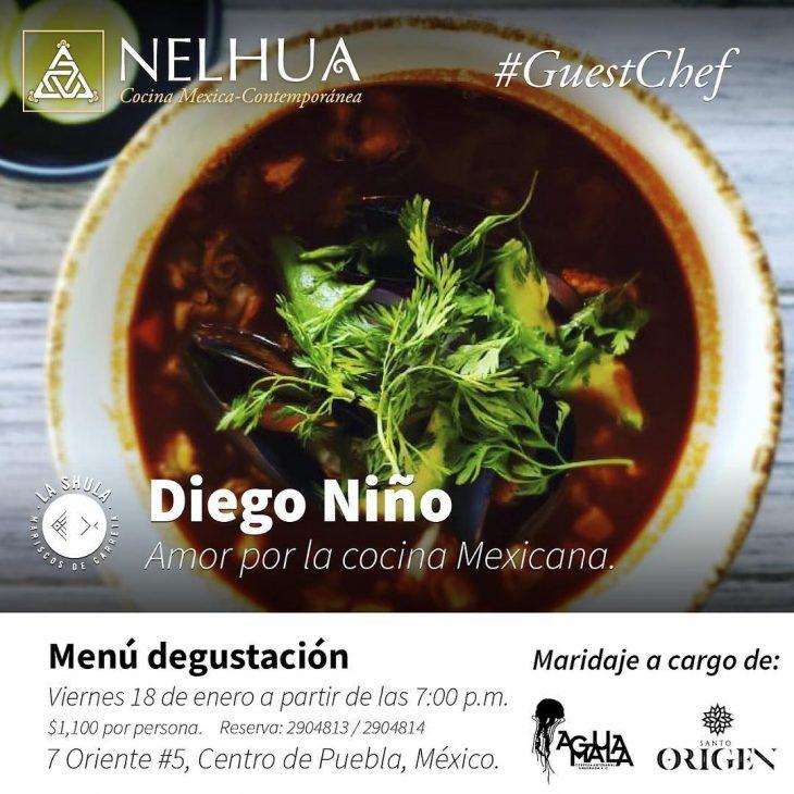 Guest Chef: Diego Niño