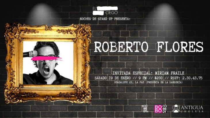 Stand Up: Roberto Flores