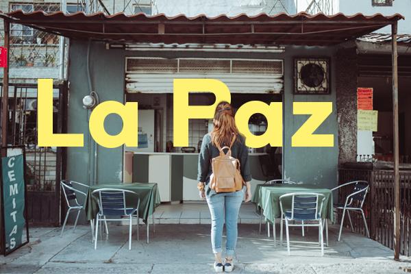 Recomendaciones en: La Paz
