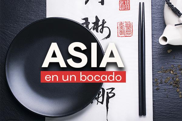 Asia en un bocado