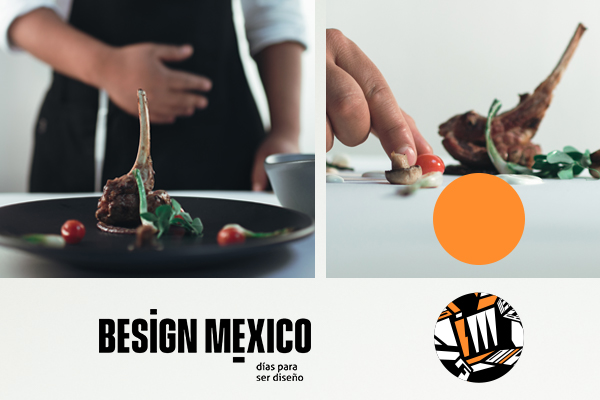 Gastronomía, diseño e historia