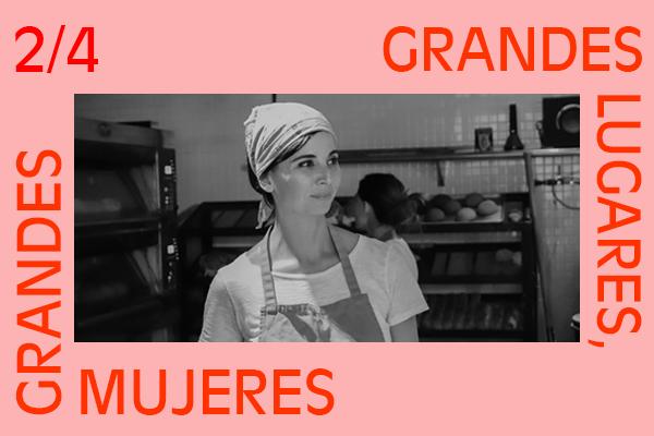 Grandes lugares, grandes mujeres: Liz Espejo