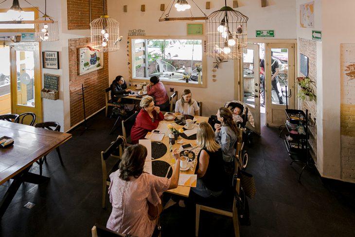 10 restaurantes para comenzar el día