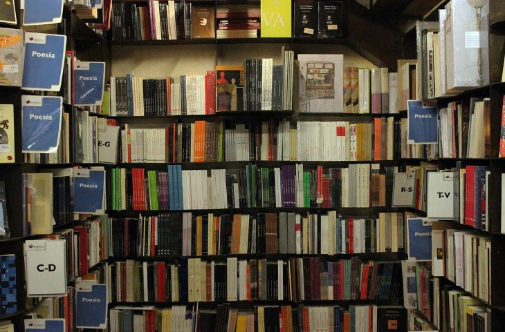 Ruta de Librerías