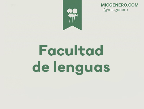 MICGénero en: Facultad de Lenguas BUAP