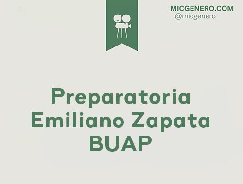 MICGénero en: Preparatoria Emiliano Zapata BUAP