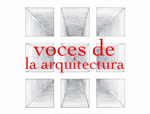 Curso: Voces de la arquitectura