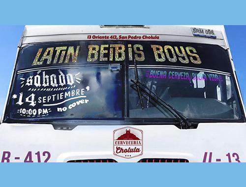 Latin Beibis Boys