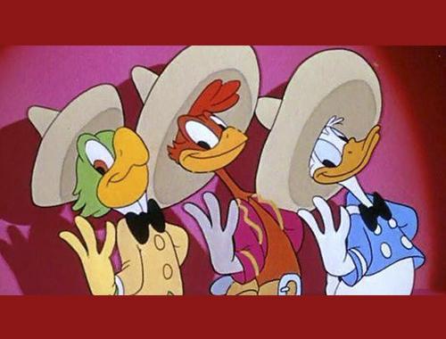Viernes de Cine: Los tres caballeros (1944)