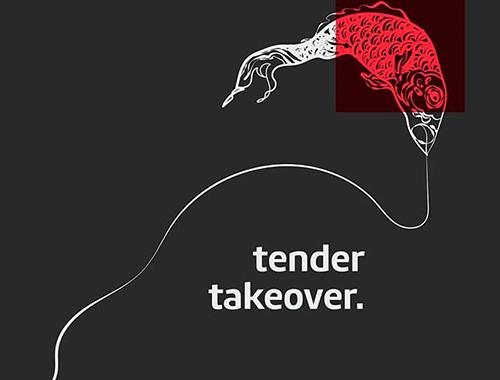 Tender takeover