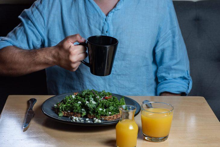 5 lugares para comer sano
