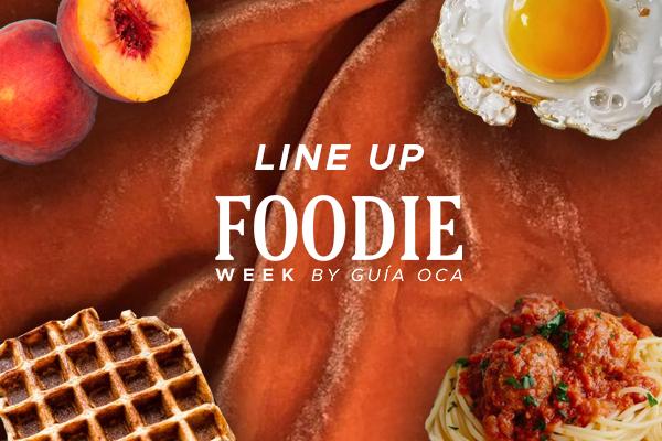 Foodie Week 2020 [Line Up]