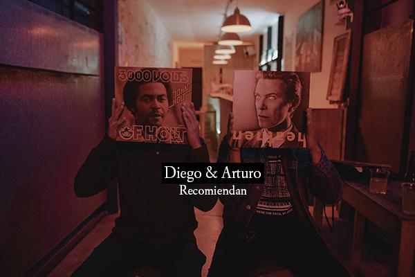 Recomendadores: Diego y Arturo