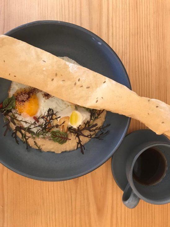 Desayuno en Ágape