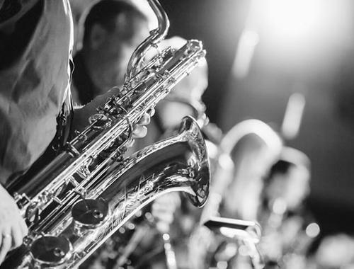Jazzatlán Big Band Ft. Lucía Gutiérrez