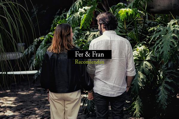 Recomendadores: Fer y Fran