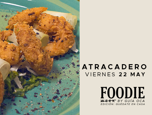 Foodie Week: Atracadero